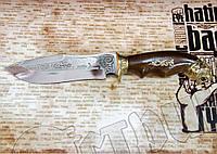 """Нож туристический эксклюзивный Спутник """"Тигр"""" для охоты, рыбалки, туризма, фото 1"""