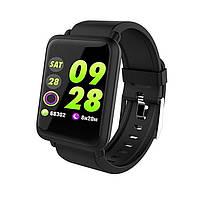 Смарт часы Watch M28 IP68: пульсометр, будильник, акселерометр,GPS, беспроводная зарядка, фото 1
