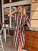 Сукня-сорочка, тканина:софт(бавовни з віскозою). Розмір: З(42-44)М(44-46).Різні кольори (6471), фото 4