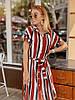Сукня-сорочка, тканина:софт(бавовни з віскозою). Розмір: З(42-44)М(44-46).Різні кольори (6471), фото 5