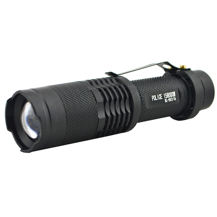 Тактический фонарь POLICE BL 1812 T6 50000W фонарик 1050 Lumen Фонарь ручной мощный