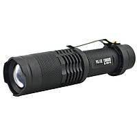 Тактический фонарь POLICE BL 1812 T6 50000W фонарик 1050 Lumen Фонарь ручной мощный, фото 1