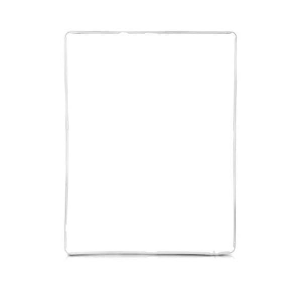 Рамка тачскрина iPad 2, iPad 3, iPad 4 белая