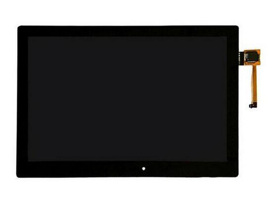 Дисплей Lenovo A10-70F, A10-70L Tab 2 + сенсор чёрный