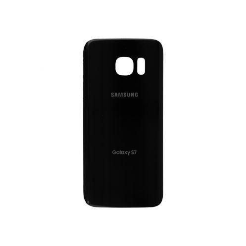 Задняя крышка Samsung G930F Galaxy S7 чёрная