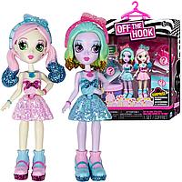 Набір міні-ляльки Off the Hook Style BFFs Стильні кращі подружки Ва і Дженні, фото 1