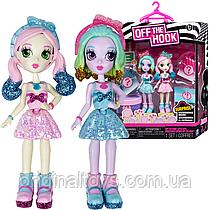 Набор мини-куклы Off the Hook Style BFFs Стильные лучшие подружки Ная и Дженни