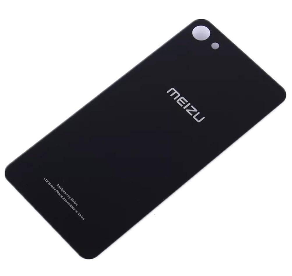 Задняя крышка Meizu U10 чёрная