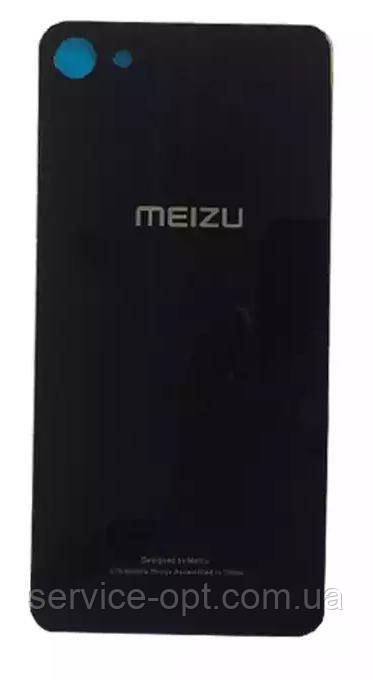 Задняя крышка Meizu U20 чёрная