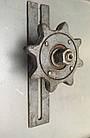 Звездочка z=8,t=38 натяжная в сборе с кронштейном НИВА СК-5. 54-2-22-4А, фото 2