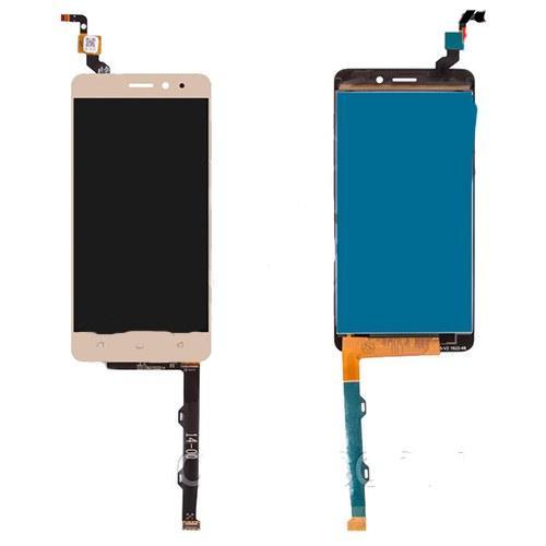 Дисплей Lenovo K6 (K33a48), K6 Power (K33a42) + сенсор золотой