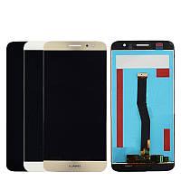 Дисплей Huawei Nova Plus + сенсор чёрный