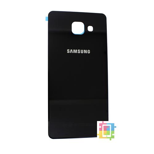 Задняя крышка Samsung A520F Galaxy A5 (2017) чёрная оригинал