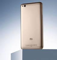 Задняя крышка Xiaomi Redmi 4A золотая