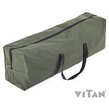 """Раскладушка Витан """"Компакт"""" d25 мм зеленый меланж, фото 2"""