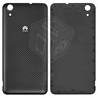 Задняя крышка Huawei Honor 4A, Y6 чёрная