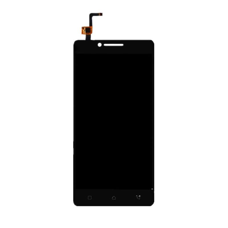 Дисплей Lenovo A6010 + сенсор чёрный + рамка