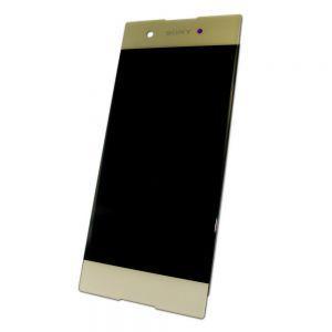 Дисплей Sony G3112 Xperia XA1 Dual, G3116, G3121, G3125 + сенсор золотой
