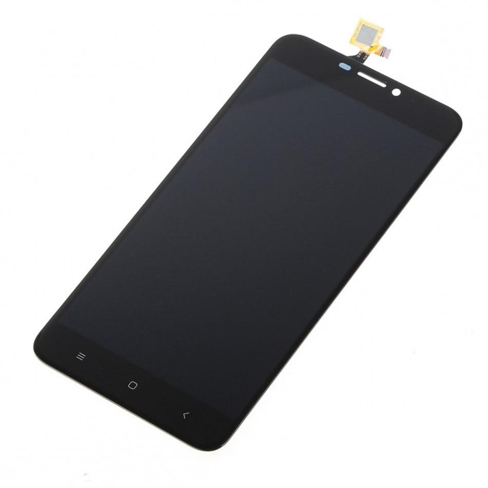 Дисплей Oukitel U20 Plus + сенсор чёрный