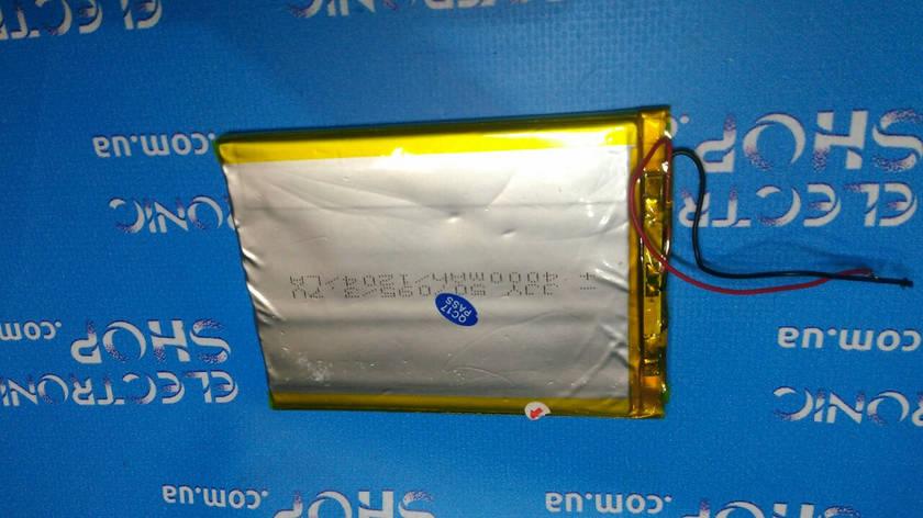 Аккумулятор для планшета 507095/3,7V 4000mAh/1204/LA б.у, фото 2