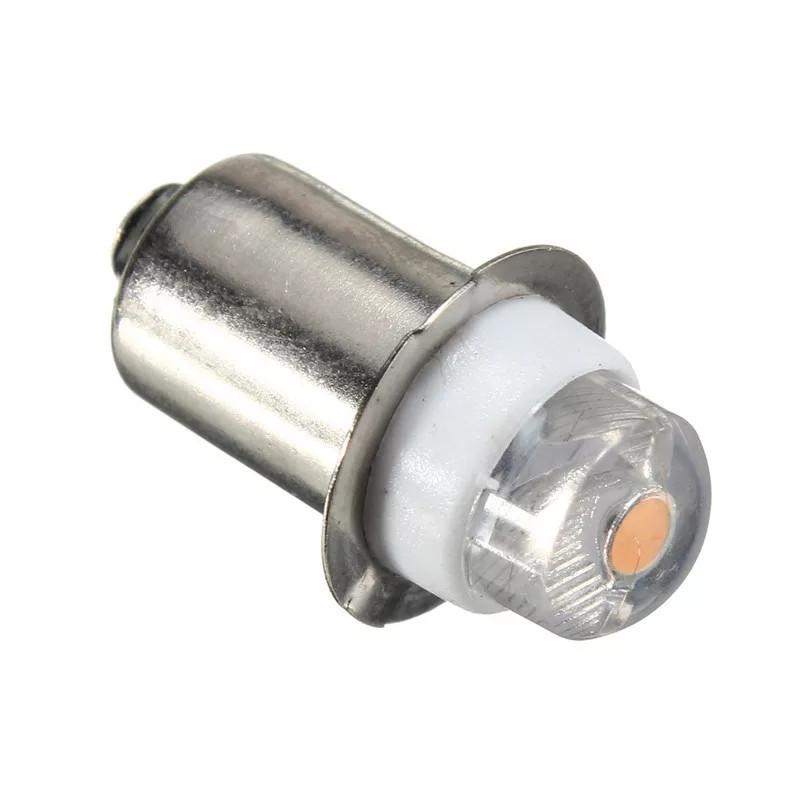 Led Лампочки P13.5S 6V 0.5W теплый свет