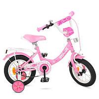 Детский велосипед детский PROF1 12 дюймов Princess Y1211  Гарантия качества Быстрая доставка