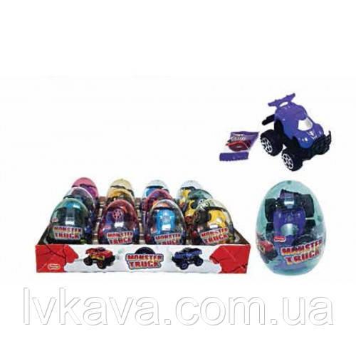 Яйцо-игрушка Prestige Eggs Police  6g X 12 шт