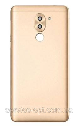 Задняя крышка Huawei Honor 6X (BLN-L21), Mate 9 Lite, GR5 (2017) золотая оригинал