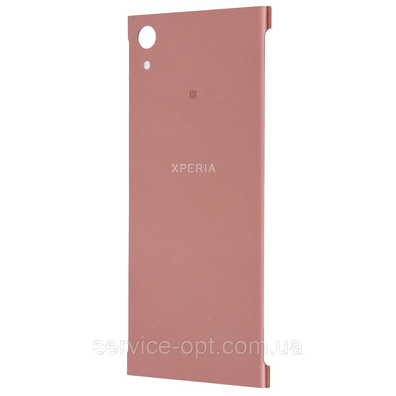 Задняя крышка Sony G3112 Xperia XA1 Dual, G3116, G3121, G3125, розовая,