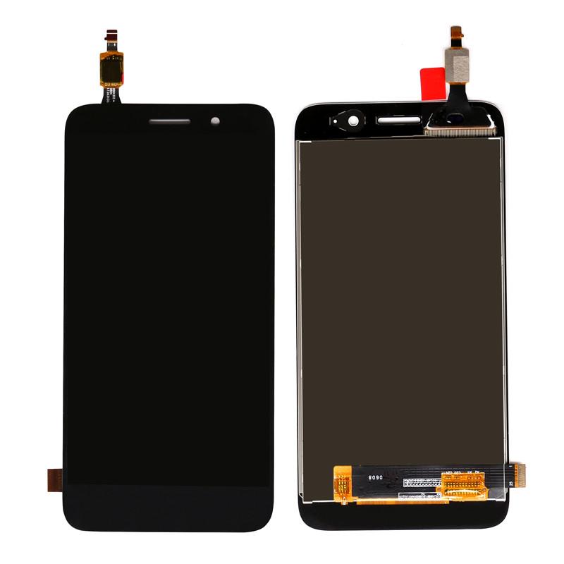 Дисплей Huawei Y3 (2017) (CRO-L02, CRO-L22), Y5 Lite (2017) + сенсор чёрный