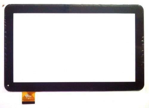 Сенсор (тачскрин) Archos 101 Copper (AC101BCV), 101 Xenon Lite (AC101XEL) (255*146) чёрный