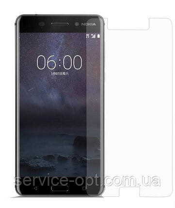 Защитное стекло Nokia 6 Dual Sim 2017