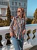 Рубашка, ткань: софт(хлопок с вискозой). Размер: С(42-44)М(44-46). Разные цвета (6475), фото 8