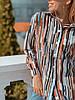Рубашка, ткань: софт(хлопок с вискозой). Размер: С(42-44)М(44-46). Разные цвета (6475), фото 9
