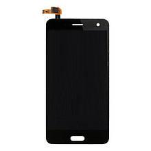 Дисплей ZTE V8 + сенсор чорний