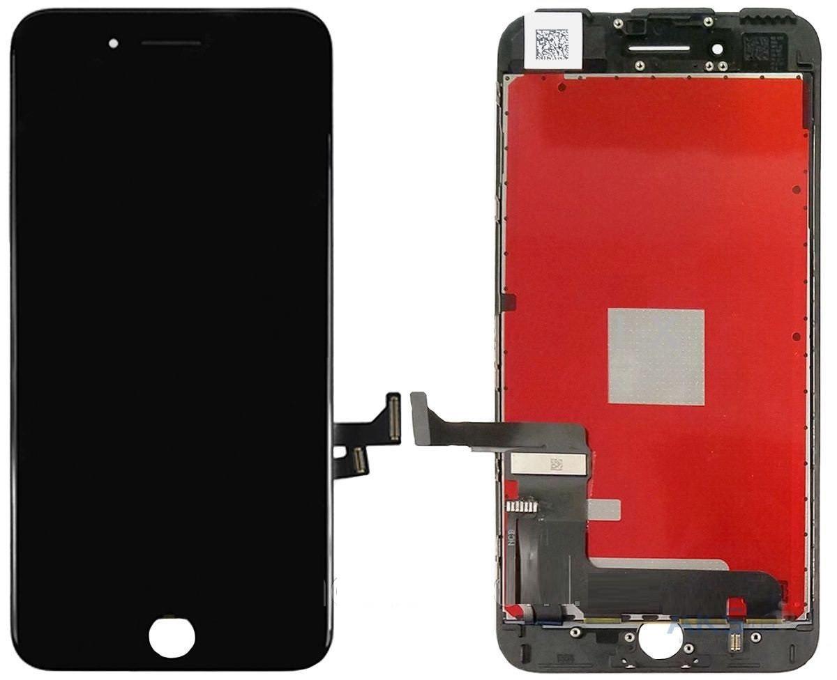 Дисплей iPhone 7 + сенсор чёрный(переклейка)