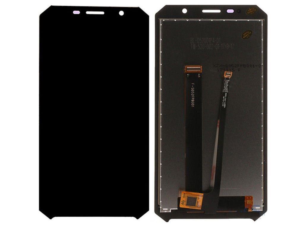 Дисплей Doogee S60 + сенсор чёрный