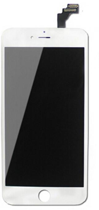 Дисплей iPhone 6 Plus + сенсор белый(переклейка)