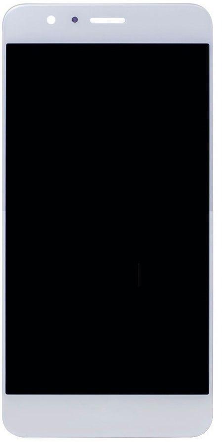 Дисплей Huawei P8 Lite (2017), Nova Lite (2016), GR3 (2017) + сенсор белый + рамка
