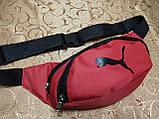 Сумка на пояс PUMA новый/Спортивные барсетки сумка женский и мужские пояс Бананка только оптом, фото 2