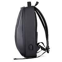 Дизайнерский влагозащищенный 3D-рюкзак Arctic Hunter B00320, для ноутбука 15,6 дюймов, 20л, фото 3