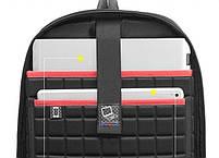 Спортивный дорожный рюкзак Arctic Hunter B00289, с тремя отделениями и USB портом, 28л, фото 8