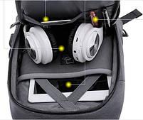 Однолямочный влагозащищённый рюкзак через плечо Arctic Hunter XB00079, 5л, фото 6