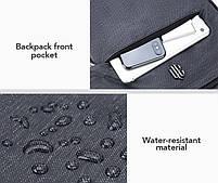 Классический рюкзак для ноутбука Arctic Hunter B00251, влагозащищённый, с USB портом, 21л, фото 4