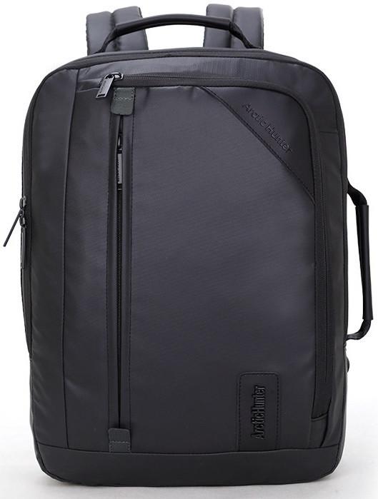 Универсальный влагозащищённый рюкзак-брифкейс 4в1 для ноутбука до 15,6 дюймов Arctic Hunter 1500346, 20л
