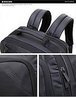 Универсальный влагозащищённый рюкзак-брифкейс 4в1 для ноутбука до 15,6 дюймов Arctic Hunter 1500346, 20л, фото 7