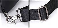 Удобная сумка-мессенджер для бизнеса и путешествий Arctic Hunter XB13005, влагозащищённая, 4л, фото 4
