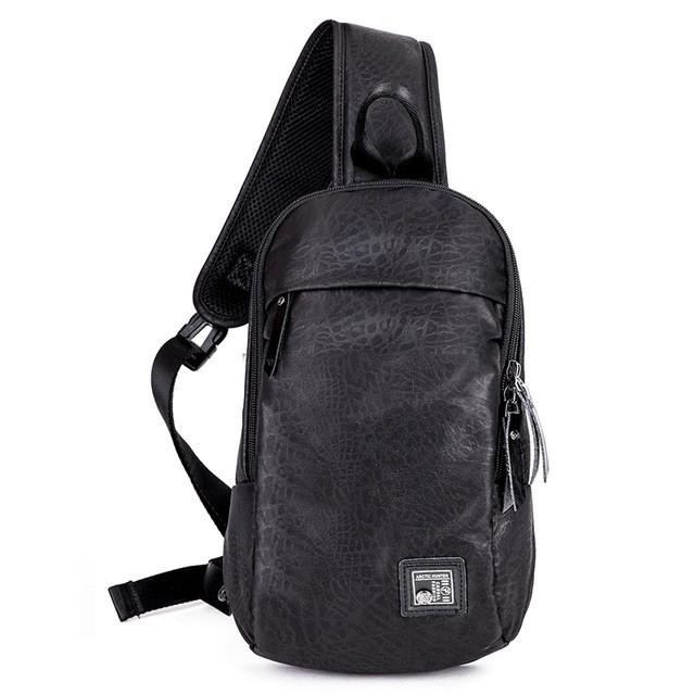 Удобная сумка-мессенджер для бизнеса и путешествий Arctic Hunter XB00033, многофункциональная, 4л