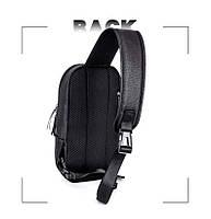 Удобная сумка-мессенджер для бизнеса и путешествий Arctic Hunter XB00033, многофункциональная, 4л, фото 6