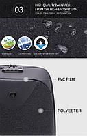 Стильный рюкзак для ноутбука Arctic Hunter B00208, многофункциональный, с кодовым замком, 24л, фото 3